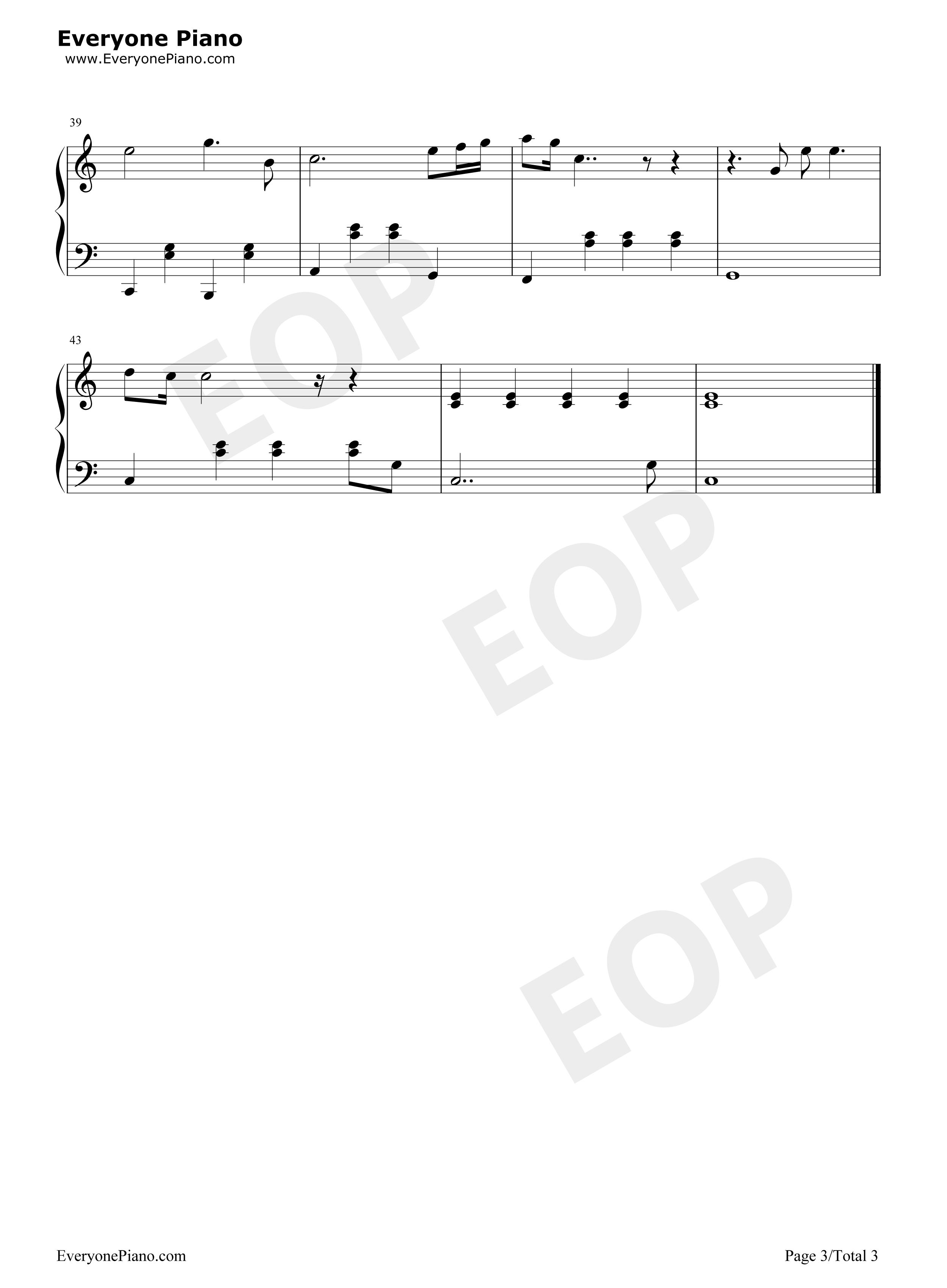 学习五线谱,从此唱谱很简单